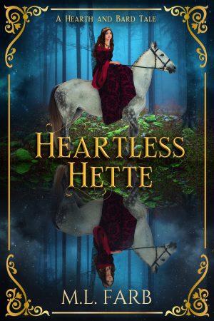 Cover for Heartless Hette