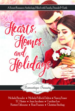 Cover for Hearts, Homes & Holidays