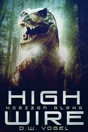 Cover for Horizon Alpha: High Wire