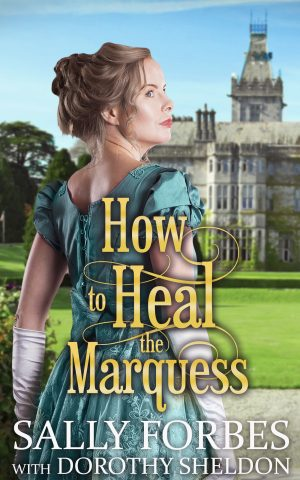 Cover for How to Heal the Marquess