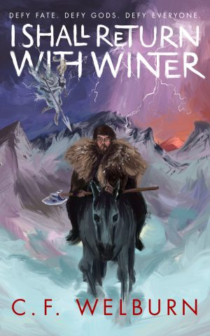 Cover for I Shall Return with Winter
