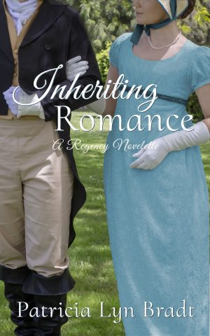 Cover for Inheriting Romance