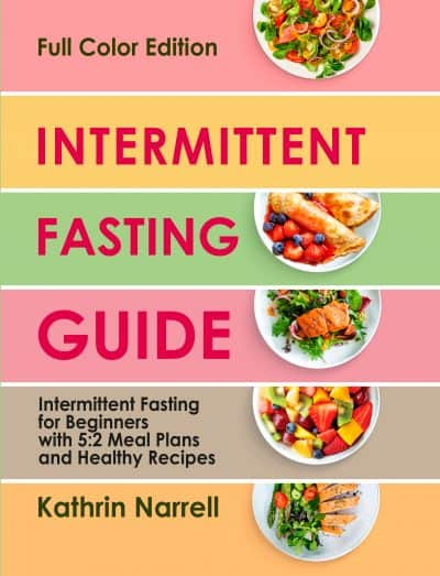 Cover for Intermittent Fasting Guide