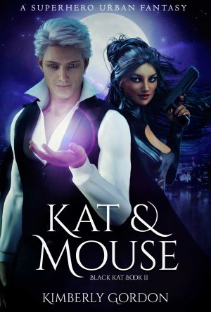 Cover for Kat & Mouse
