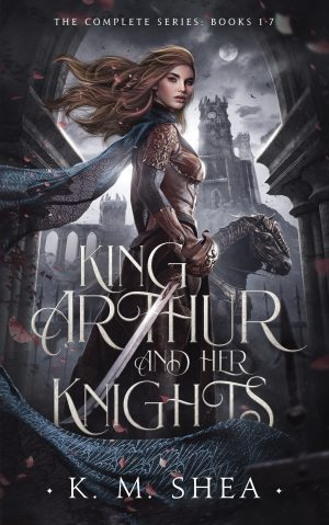 Cover for King Arthur and Her Knights: The Complete Series
