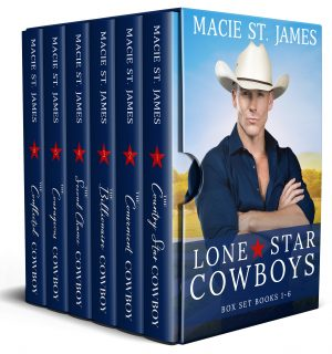 Cover for Lone Star Cowboys Series Complete Collection