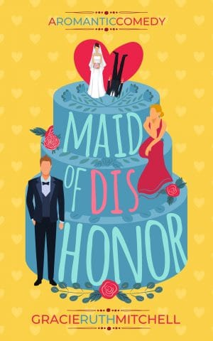 Cover for Maid of Dishonor