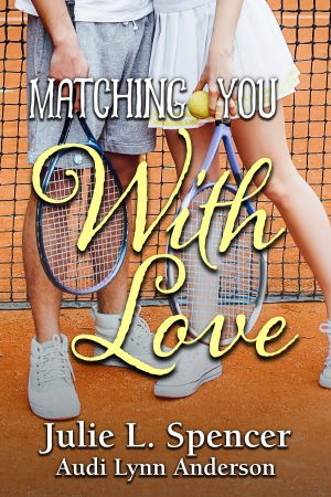 Cover for Matching You with Love