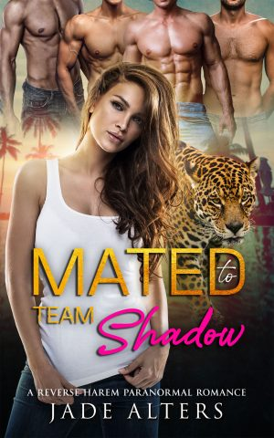 Cover for Mated to Team Shadow