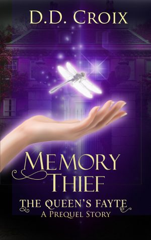 Cover for Memory Thief