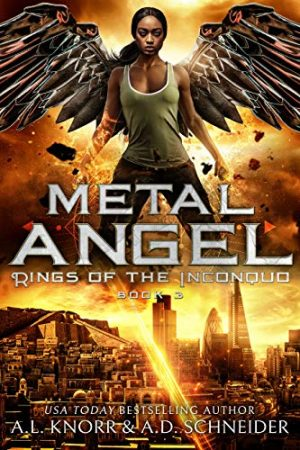Cover for Metal Angel