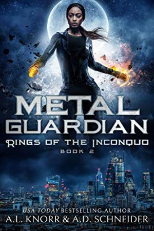 Cover for Metal Guardian