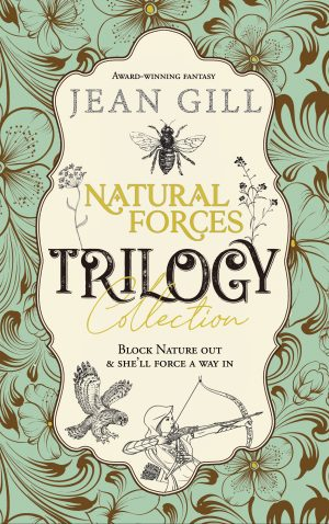 Cover for Natural Forces Trilogy
