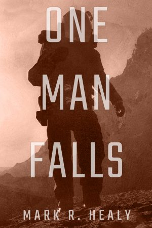 Cover for One Man Falls