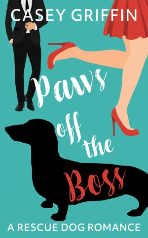 Cover for Paws off the Boss