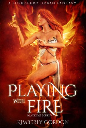 Cover for Playing with Fire