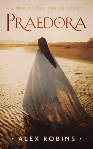 Cover for Praedora