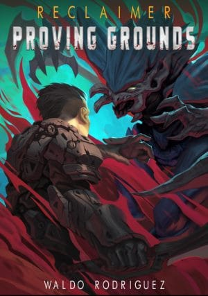 Cover for Reclaimer: Proving Grounds