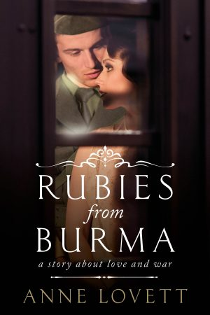 Cover for Rubies from Burma