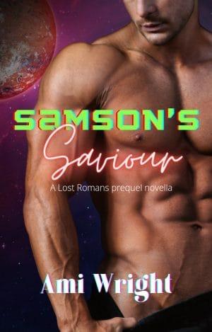 Cover for Samson's Saviour