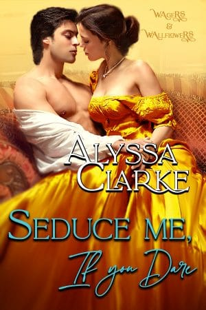 Cover for Seduce Me, If You Dare
