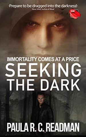 Cover for Seeking the Dark