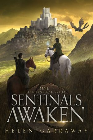 Cover for Sentinals Awaken