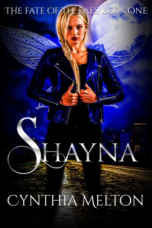 Cover for Shayna