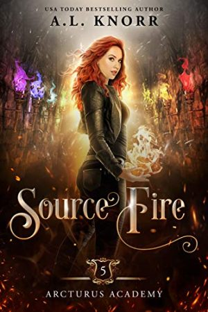 Cover for Source Fire