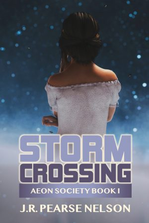 Cover for Storm Crossing