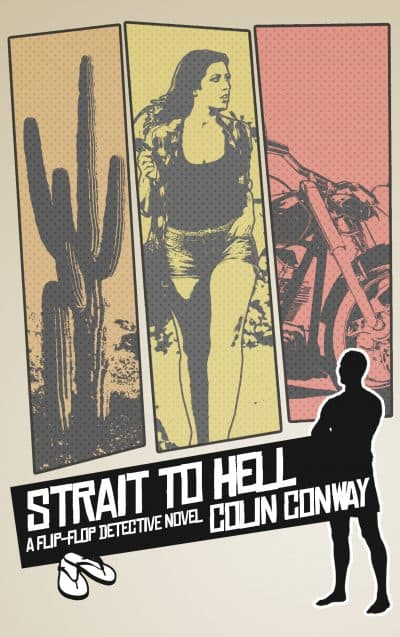 Cover for Strait to Hell