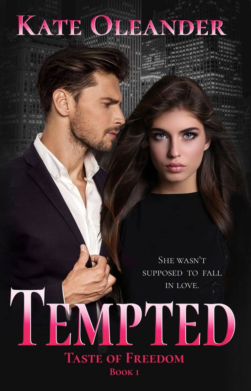 Cover for Tempted