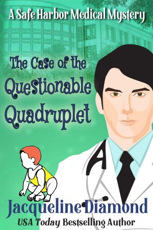 Cover for The Case of the Questionable Quadruplet