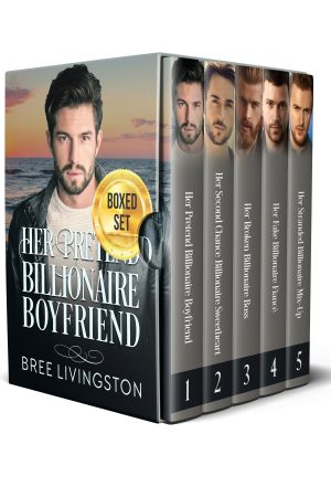 Cover for The Clean Billionaire Romance Boxed Set: Five Sweet-Clean Billionaire Romances