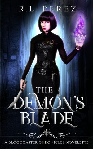 Cover for The Demon's Blade