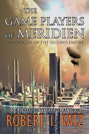 Cover for The Game Players of Meridien