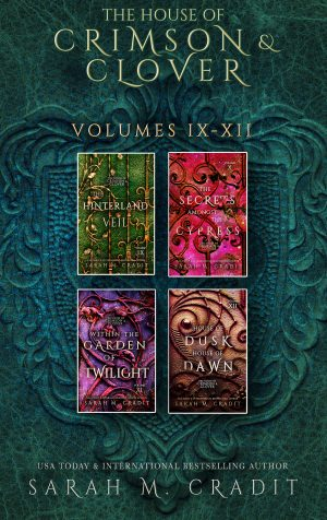 Cover for The House of Crimson & Clover Volumes IX-XII