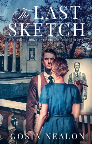 Cover for The Last Sketch