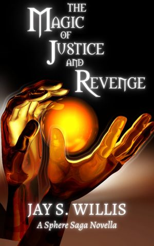Cover for The Magic of Justice and Revenge