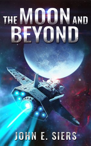 Cover for The Moon and Beyond