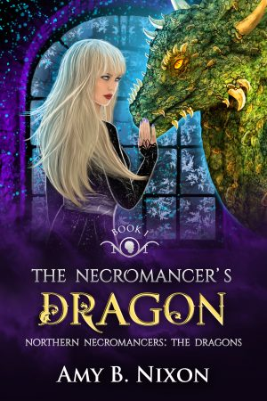 Cover for The Necromancer's Dragon