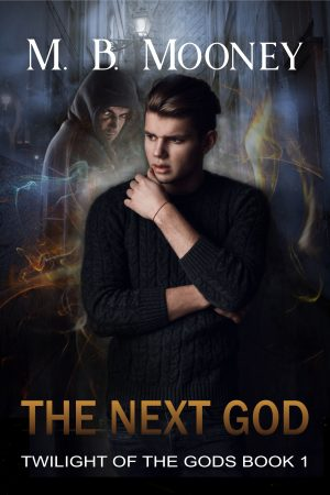Cover for The Next God