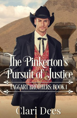 Cover for The Pinkerton's Pursuit of Justice