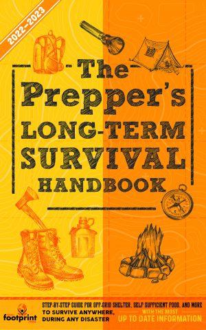 Cover for The Prepper's Long-Term Survival Handbook