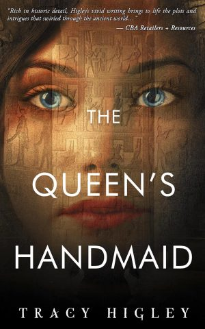 Cover for The Queen's Handmaid