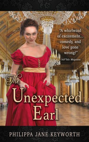 Cover for The Unexpected Earl