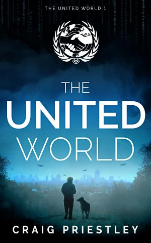 Cover for The United World