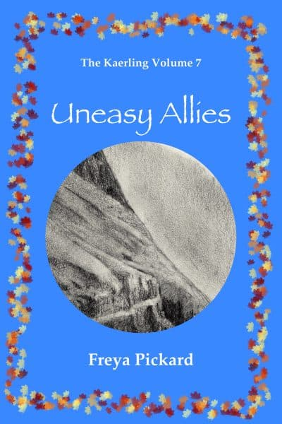 Cover for Uneasy Allies