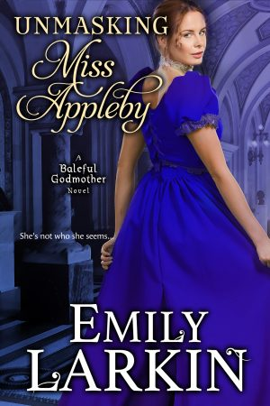 Cover for Unmasking Miss Appleby