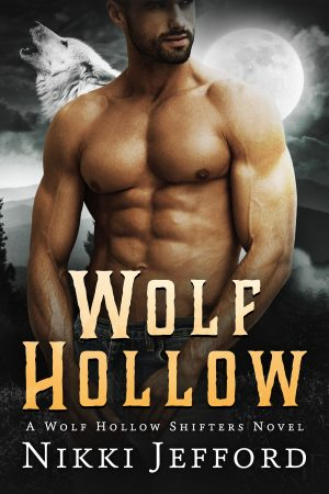 Cover for Wolf Hollow